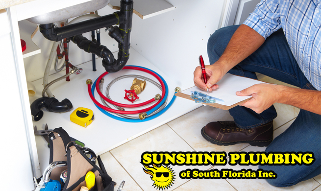 plumber in Broward