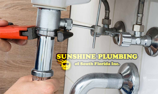 Best Plumber Near Hollywood FL