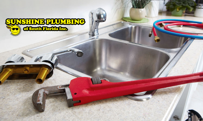 Kitchen Sink Repair or Replacement