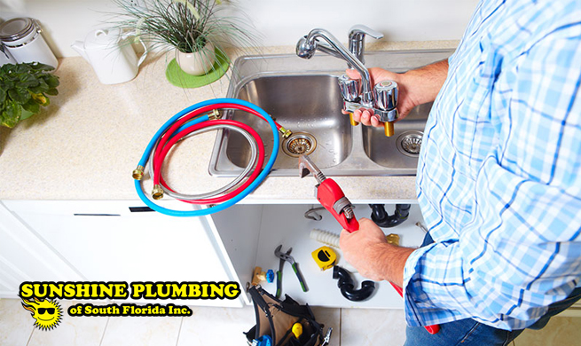 Plumbing Services in Weston
