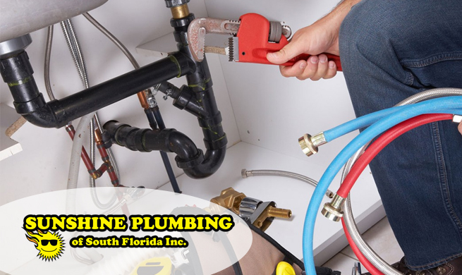 plumbing services in Broward
