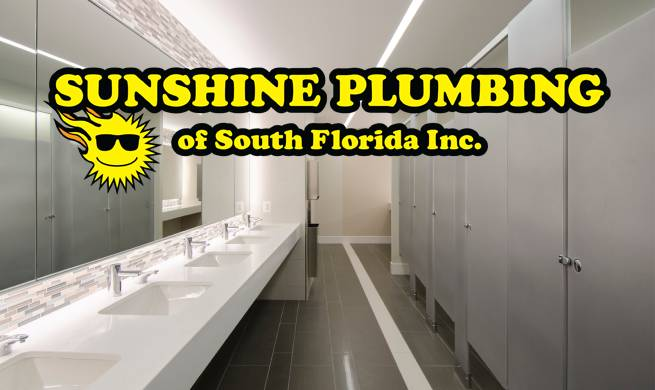 Broward County Commercial Plumbing