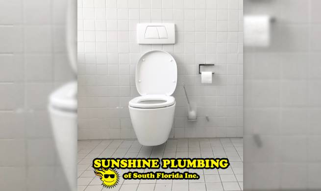 Toilet Repair In South Florida