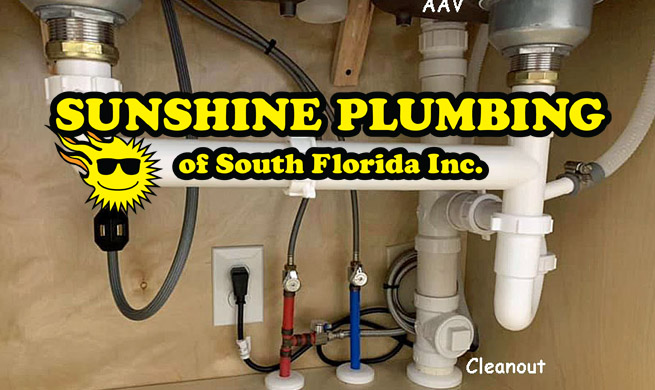 Plumbers in Pembroke Pines